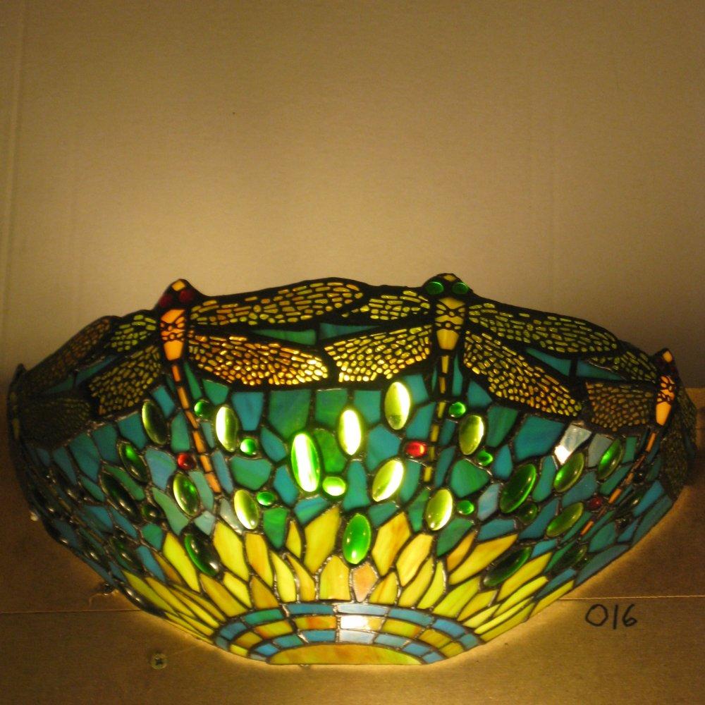 Tiffany Væglamper