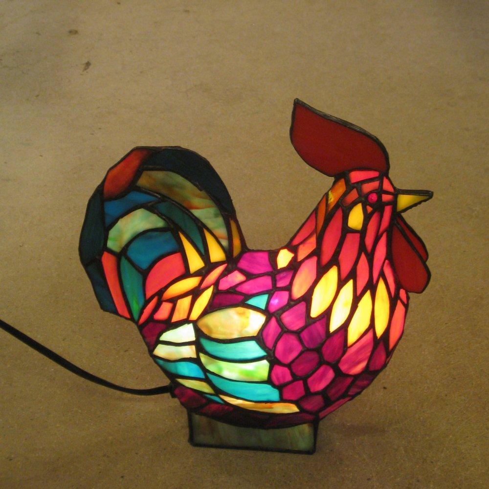 Tiffany lamper DYR