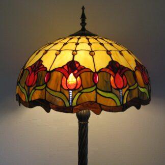 Tiffany standerlampe