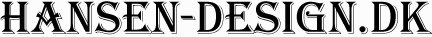 Hansen-Design.dk logo