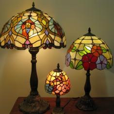 Tiffany lamper