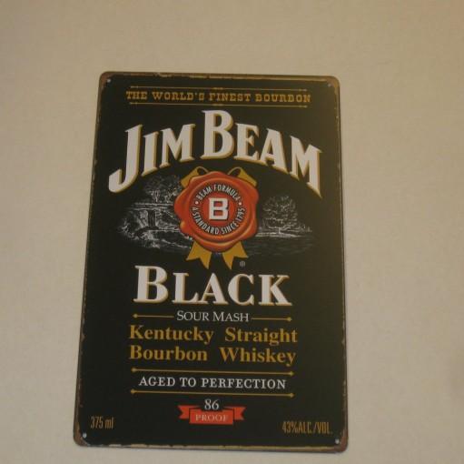 skilt Jim Beam